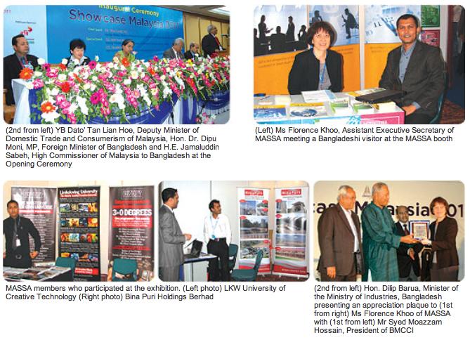 Showcase Malaysia 2011 at Dhaka, Bangladesh, 10 to 12 June