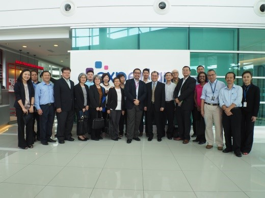 Visit to MDEC - Photo No. 11