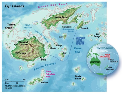 Country Feature on Papua New Guinea and Republic of Fiji Islands « MASSA